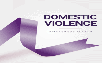 """October is National Domestic Violence Awareness Month; Dispelling """"The Victim"""" Stereotype"""